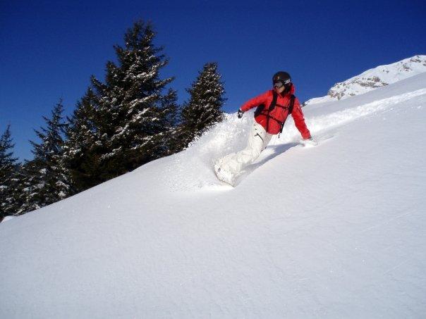 Austria's best ski resort, Ischgl