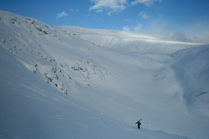 loaded bowl, Hudson Bay Mountain photo