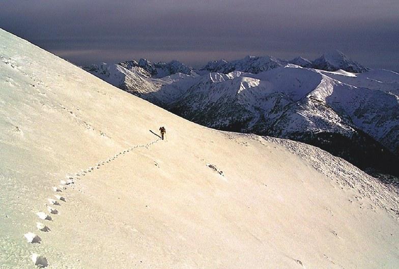 Zakopane snow
