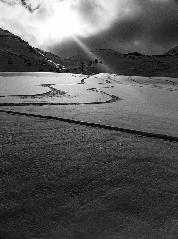 Piau Engaly snow