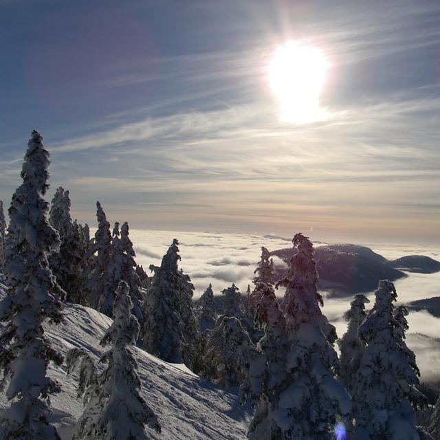 opening day, Mount Washington