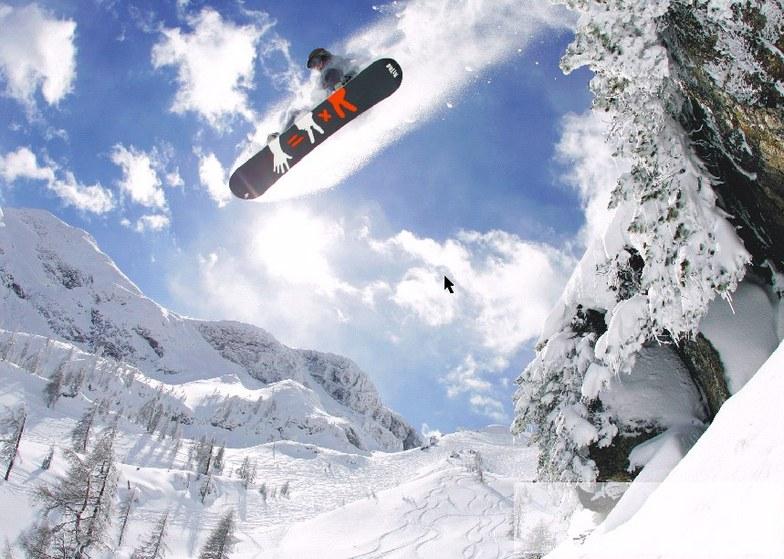 Nassfeld Ski Arena, Austria