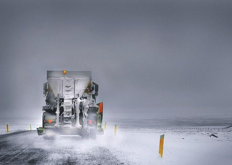 Bláfjöll snow