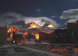 Val Thorens, France photo