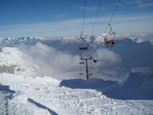 Bovec - Kanin Ski Resort by: Peter Hayes