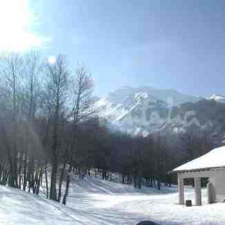 Monte Sirino, Skiing in Southern Italy