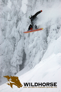 Baldy Cliffs, Ymir Backcountry Ski Lodge photo