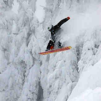 Baldy Cliffs, Ymir Backcountry Ski Lodge