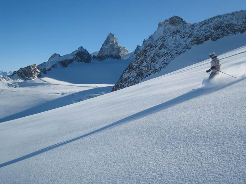 Harriet Girose Glacier, La Grave-La Meije