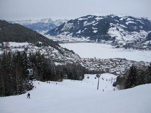 Run back to Zell, Zell am See photo