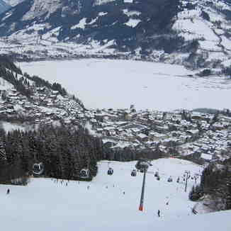 Run back to Zell, Zell am See
