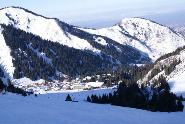 Shymbulak Reiseführer Skiort