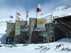La Mandria Restaurant Champoluc photo