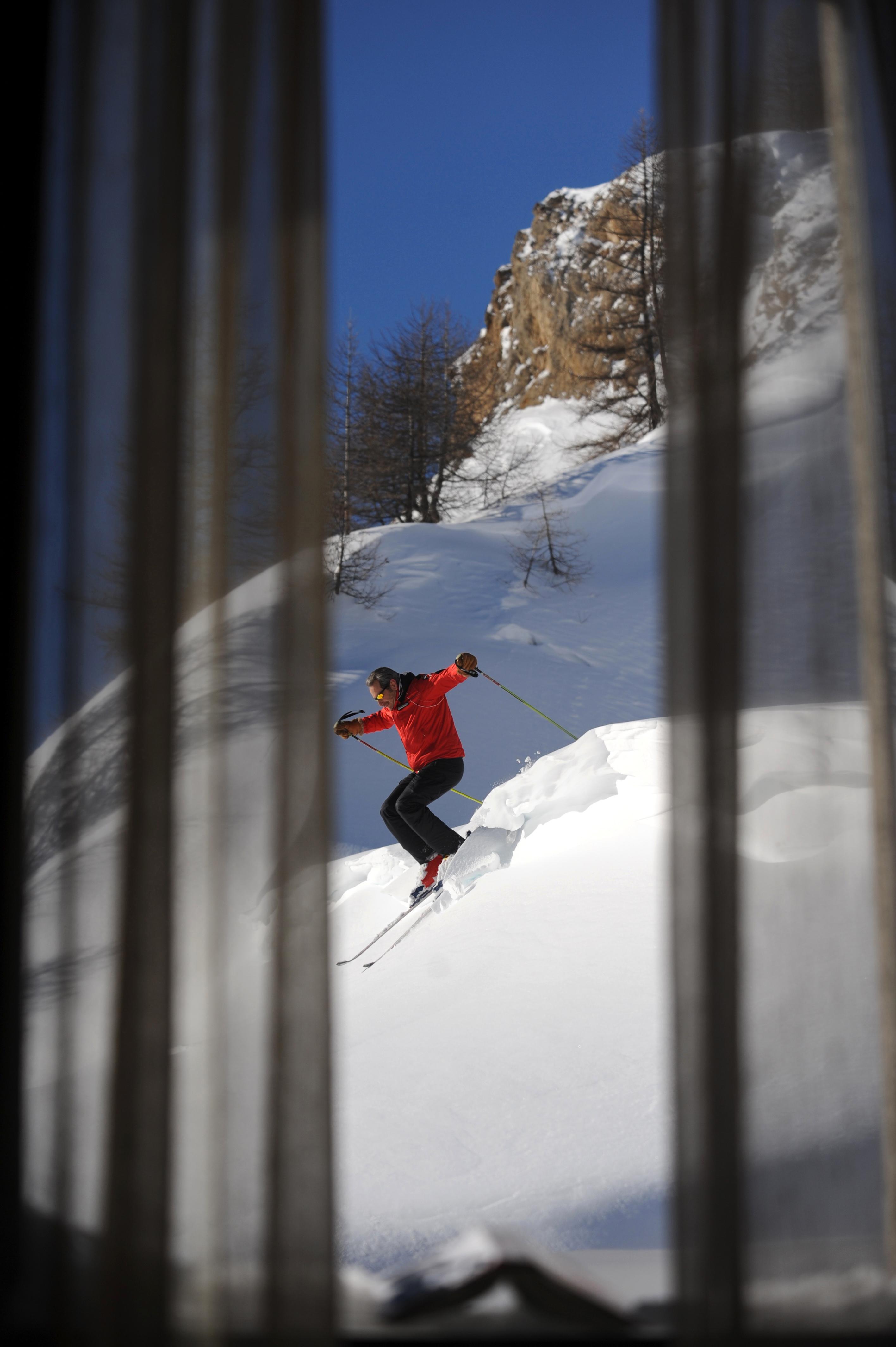 UP SNOW, La Thuile