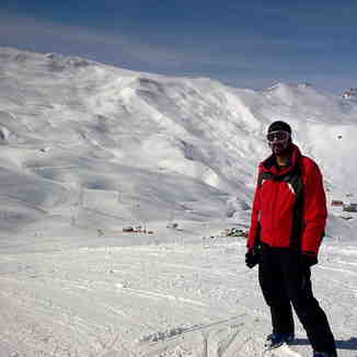 Arash akbari.Dizin Ski