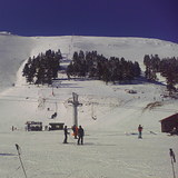 helmos nice day, Kalavryta Ski Resort