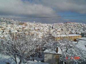 Krushevo in winter photo