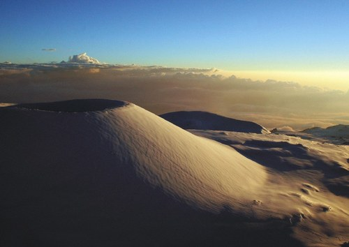 Mauna Kea Ski Resort by: snowfore1
