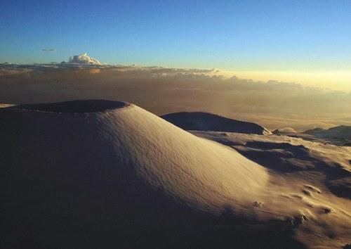 Mauna Kea  Οδηγός Χιονοδρομικού Κέντρου