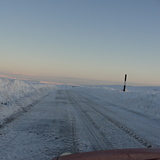 Road to Allenheads - be very careful!!