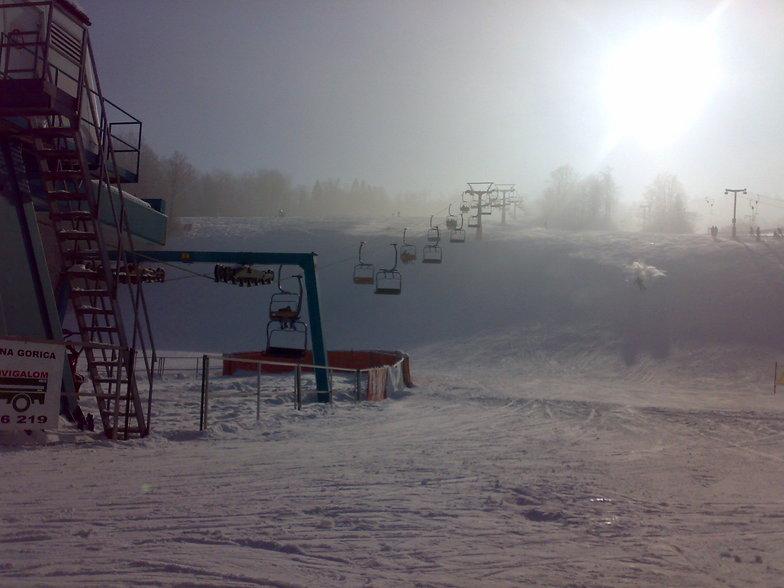 Sc Gače snow