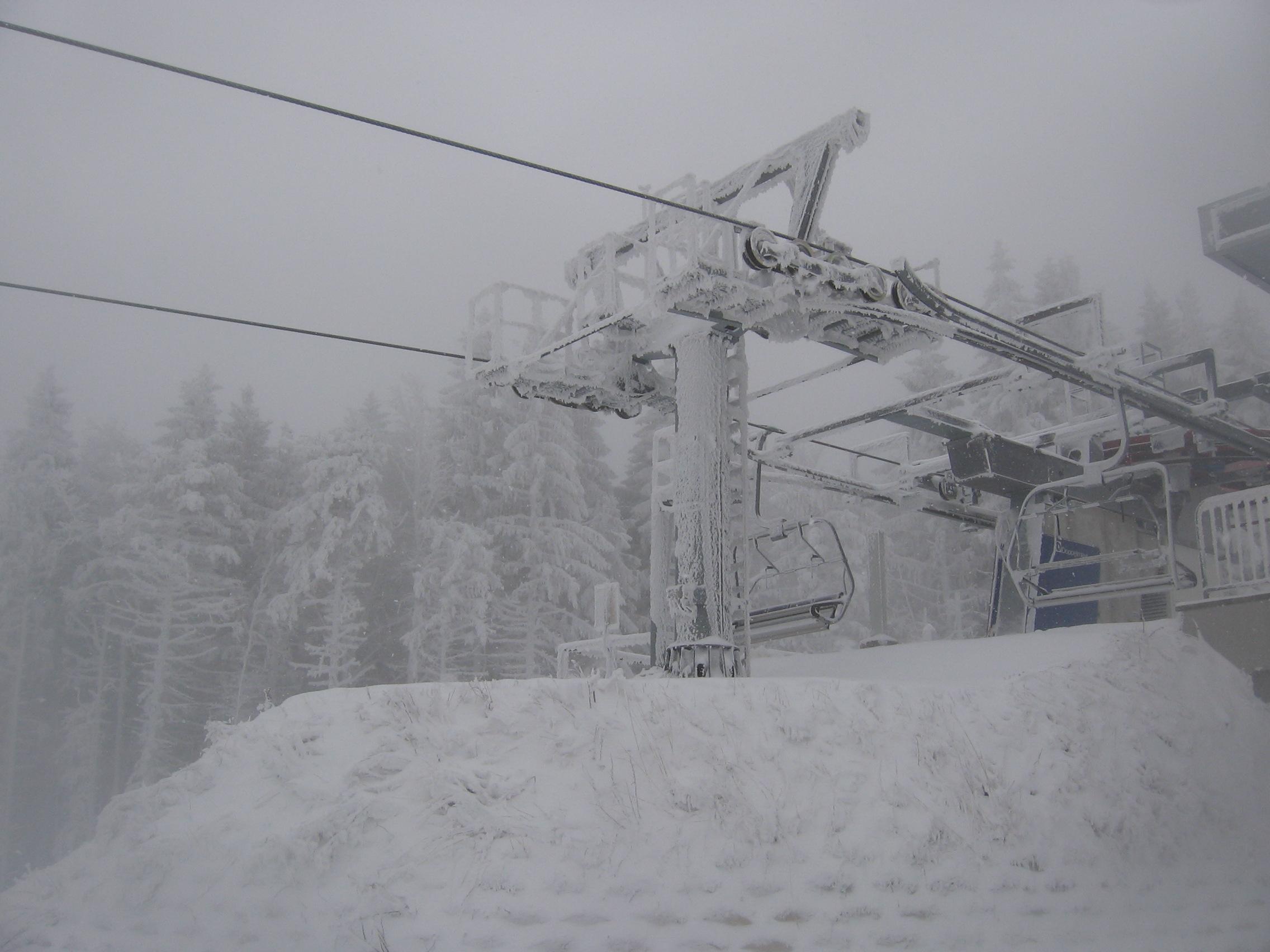Ski lift Poštela, Mariborsko Pohorje