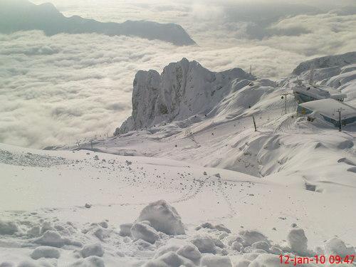 Bovec - Kanin Ski Resort by: Baksi