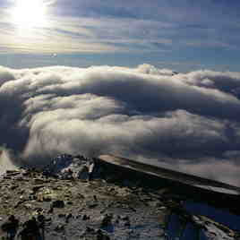 on cloud nine!, Snowdon