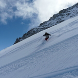 Powder in Austria, Hintertux
