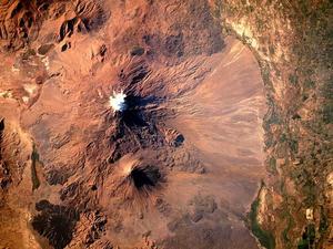 Mount Ararat, Ağrı Dağı or Mount Ararat photo