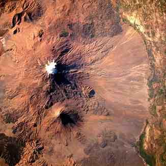 Mount Ararat, Ağrı Dağı or Mount Ararat
