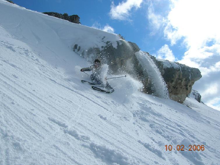 Laqlouq snow