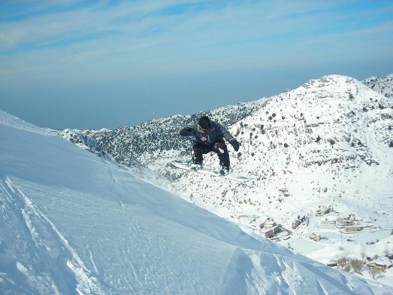 snowboading, Laqlouq