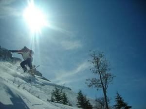 hors piste, Laqlouq photo