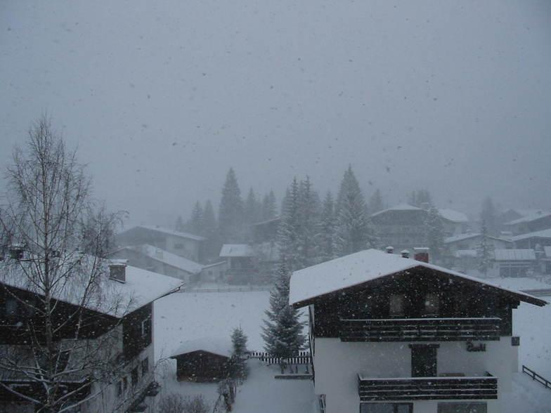 Snowfall, Seefeld