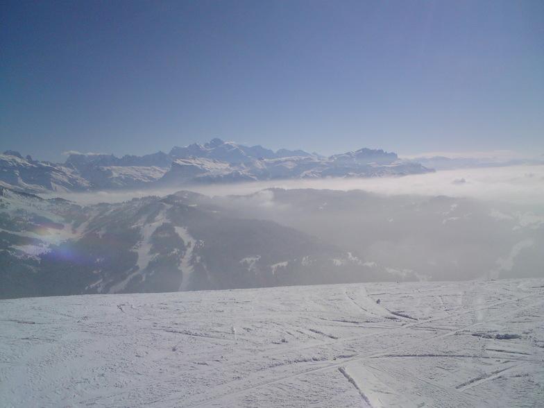 Mont Blanc, Morzine