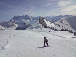 Half term!!, Morzine photo