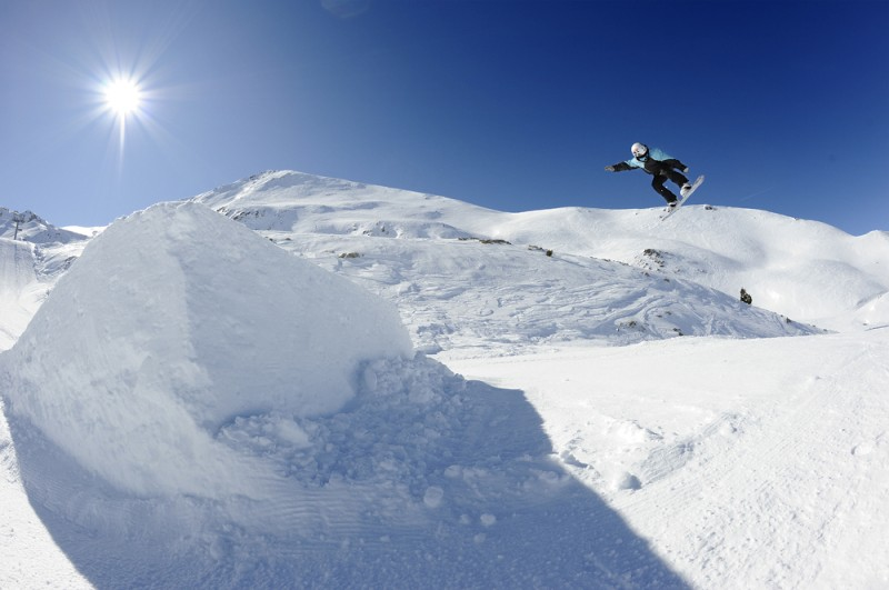 Gery Reguant Snowpark Boi Taull