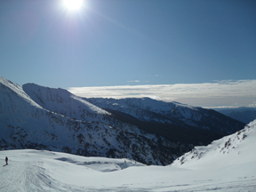 On our way back to Pas from Soldeu!, Grandvalira El Tarter photo