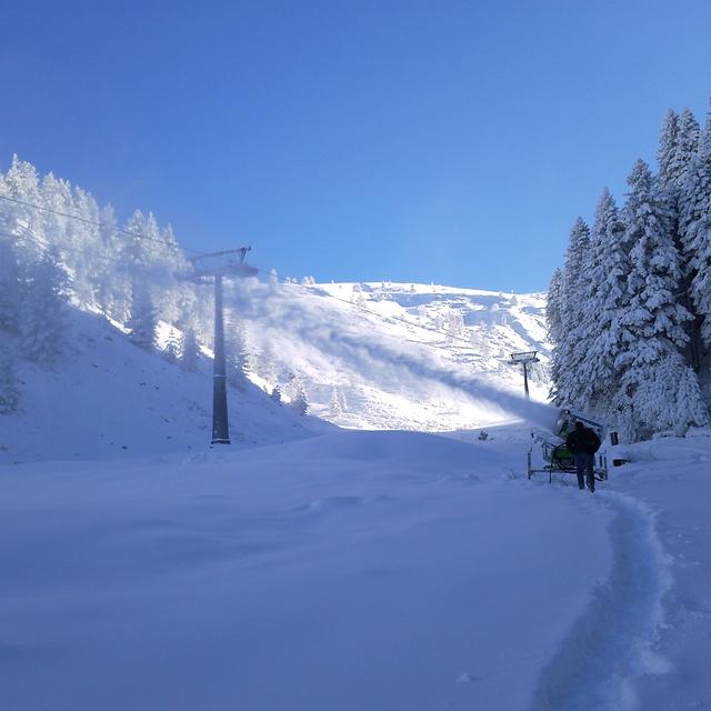 Kozuf Snowmaking