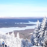 North Face at Mount Snow, VT, USA - Vermont