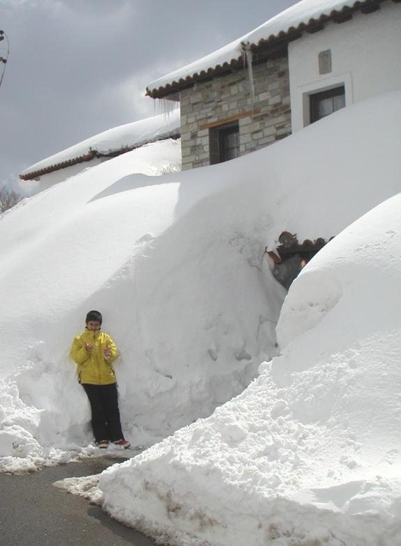 snow-snow-snow, Pilion
