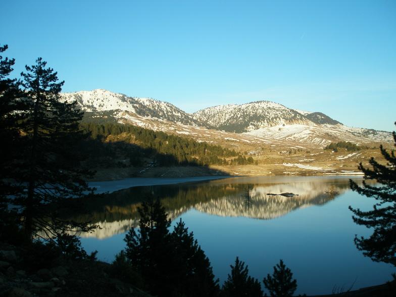 metsovo, Metsovo Ski Resort