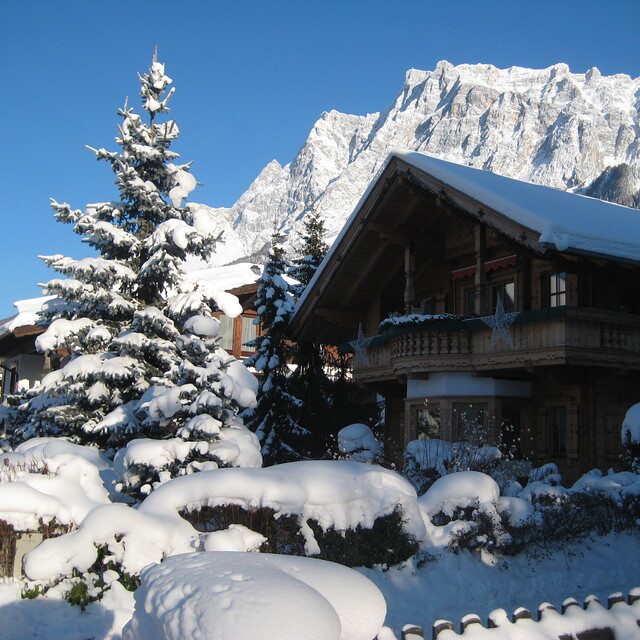 Ehrwald Village