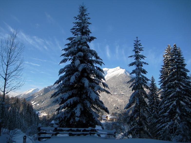 Hello Christmas Tree, Ehrwald