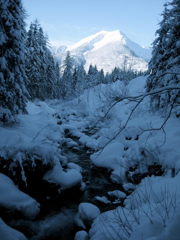 Winter wonderland, Ehrwald
