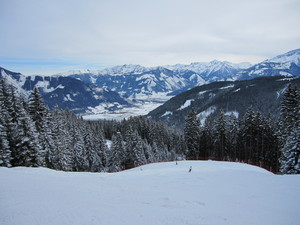 Quiet Slope, Zell am See photo