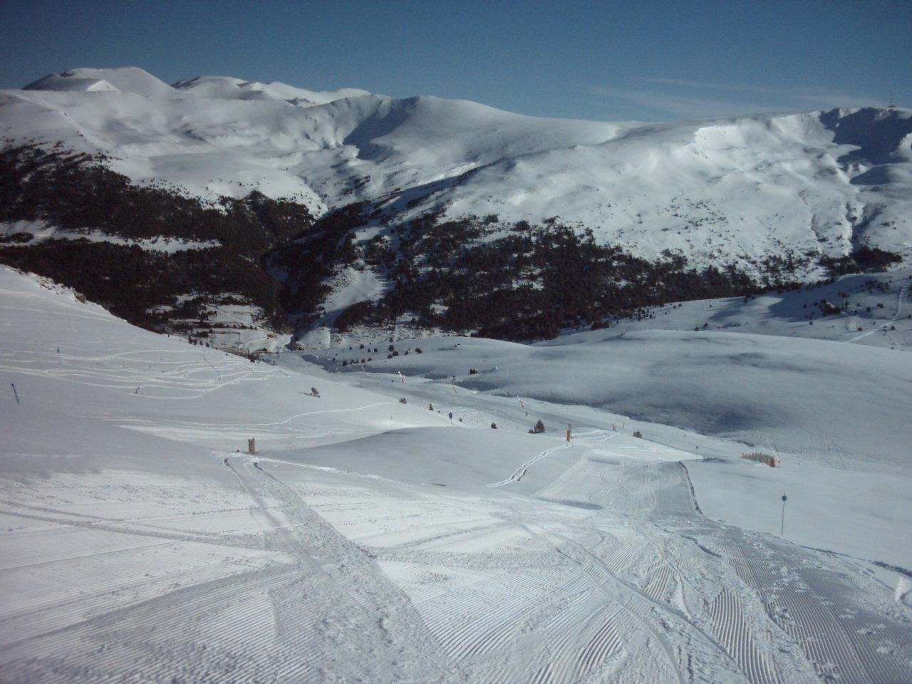 Jan 09, great snow., Grandvalira-Soldeu