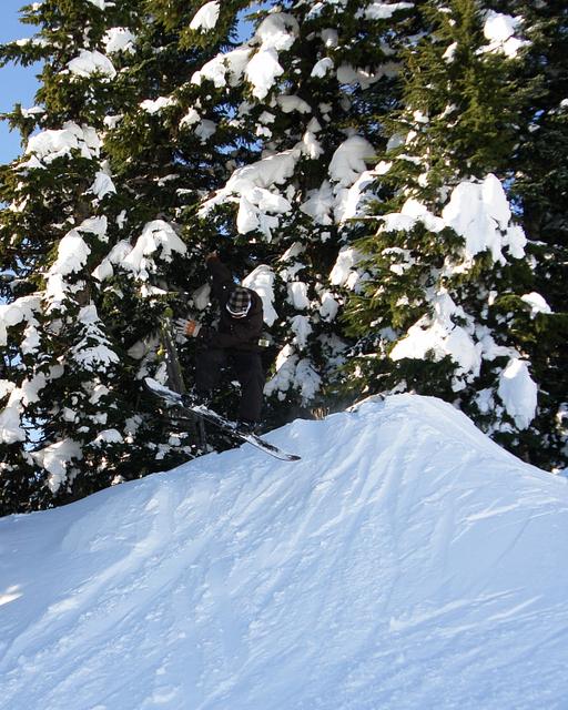 Eric Hemphill Fontside 360, Mt Hood Meadows