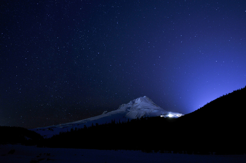 Stars Over Mt.Hood Meadows, Mt Hood Meadows